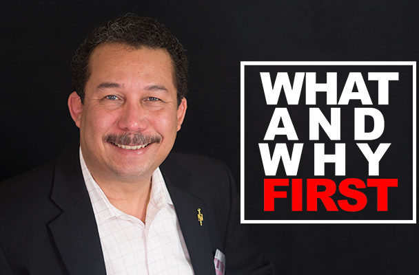 Josue Batista - What and Why First