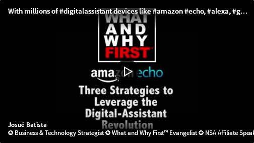 Three Strategies to Leverage the Digital-Assistant Revolution