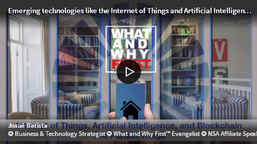 Internet of Things, Artifical Intelligence, and Blockchain - The Perfect Triage