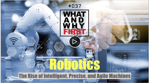 Robotics: The Rise of Intelligent, Precise, and Agile Machines