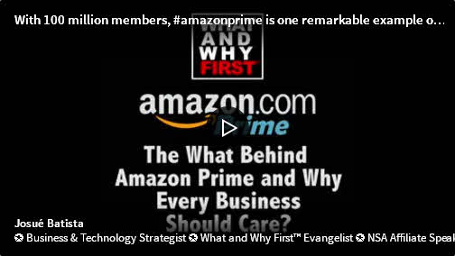 The What Behind Amazon Prime and Why Every Business Should Care