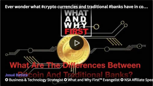 What Are The Differences Between Bitcoin and Traditional Banks?