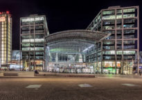 Berlin Central Station - Business Architecture
