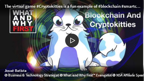 Blockchain And Cryptokitties - Into to Ethereum, Hyperledger, and R3 Corda - Part 1