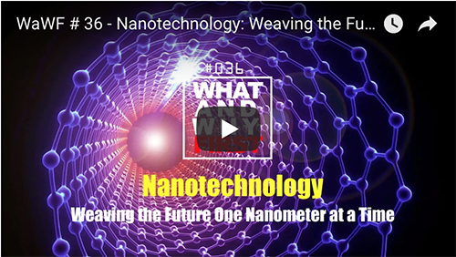 Nanotechnology: Weaving the Future One Nanometer at a Time